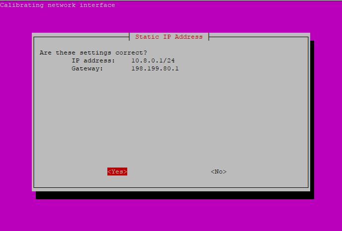 Step 11: Pi-hole Installation Script