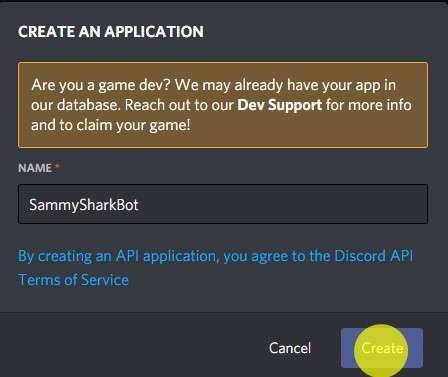Name Your Application