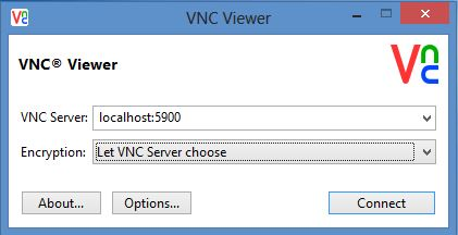 Connecting VNC Viewer to Localhost with Port Forwarding