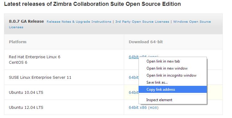 Download zimbra mail server for redhat linux | Peatix