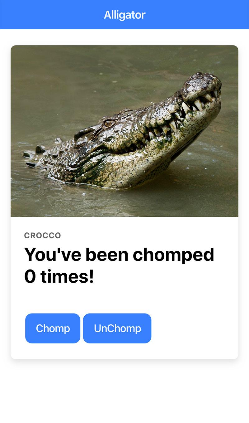 Chompy!