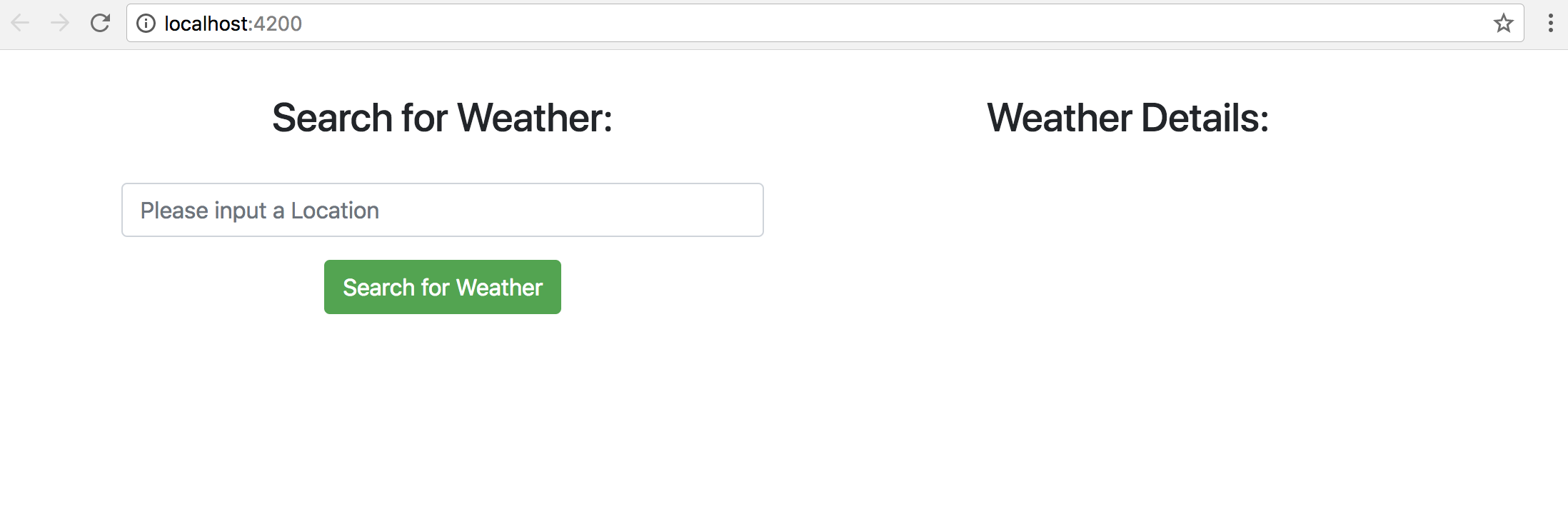 How To Build a Weather App with Angular, Bootstrap, and the APIXU