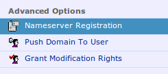 Namecheap nameserver registration