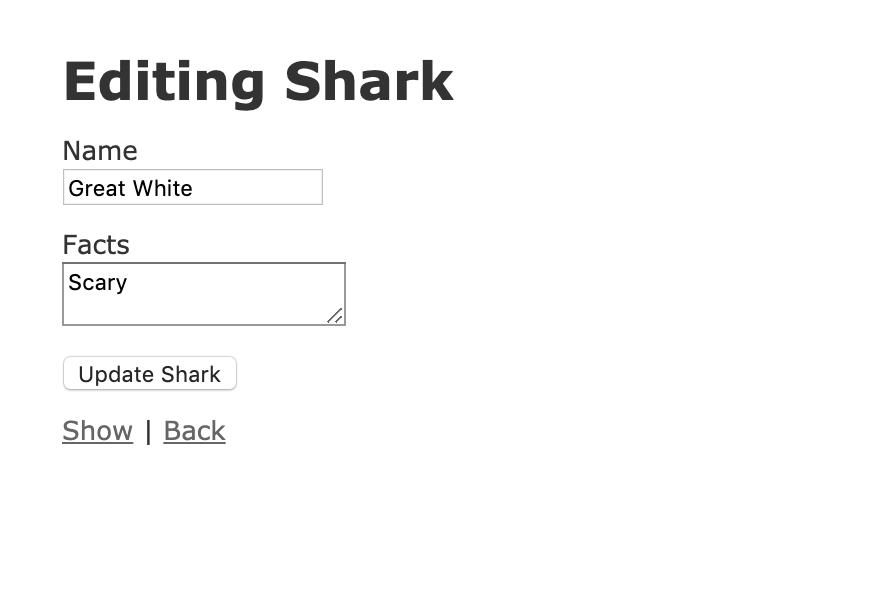 Edit Shark