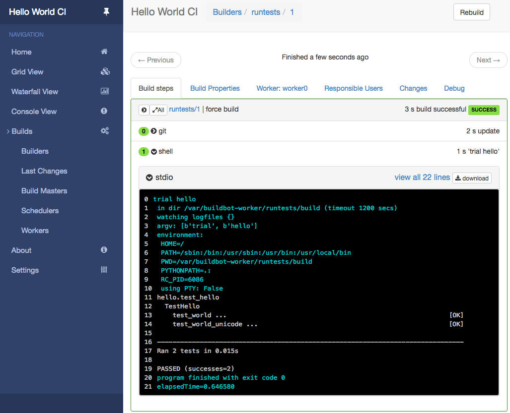 How To Set Up Buildbot on FreeBSD | DigitalOcean