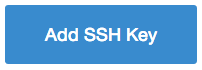 DigitalOcean add SSH key