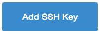 DigitalOcean add SSH key