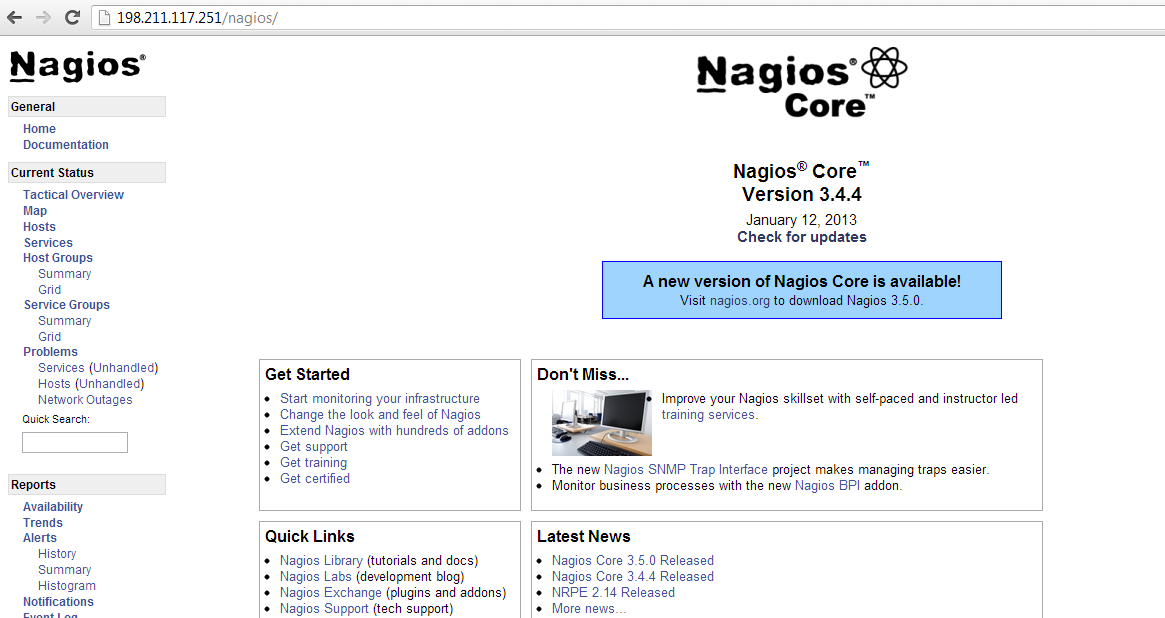 How To Install Nagios On CentOS 6 | DigitalOcean