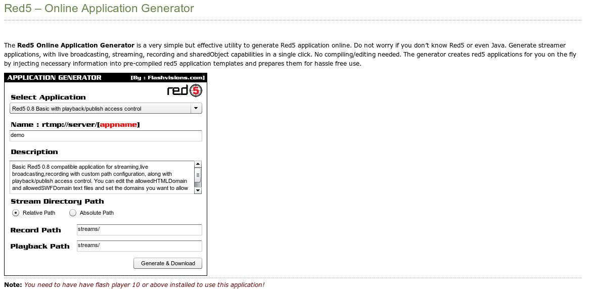 How To Setup Red5 on Ubuntu 12 10 | DigitalOcean