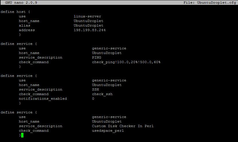 How To Create Nagios Plugins With Perl On Ubuntu 12 10