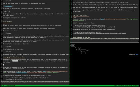 How To Install And Use tmux On Ubuntu 12 10 | DigitalOcean