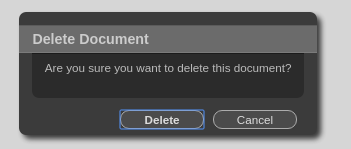 Are you sure you want to delete this document?