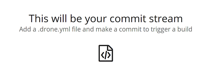 Commit Stream