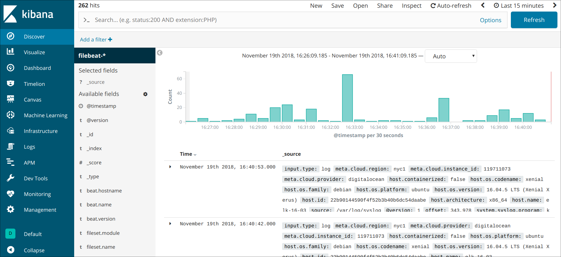 How To Install Elasticsearch, Logstash, and Kibana (Elastic