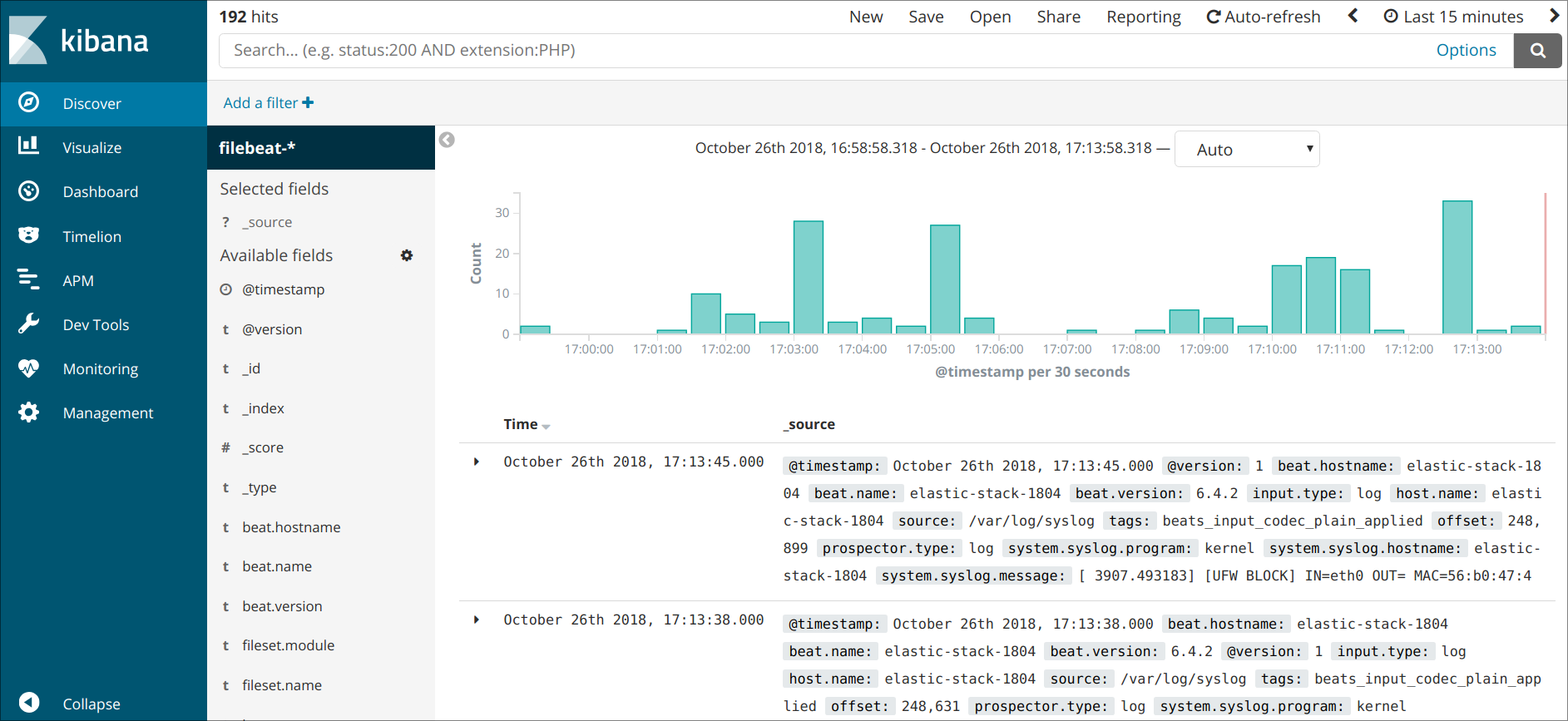 How To Install Elasticsearch, Logstash, and Kibana (Elastic Stack
