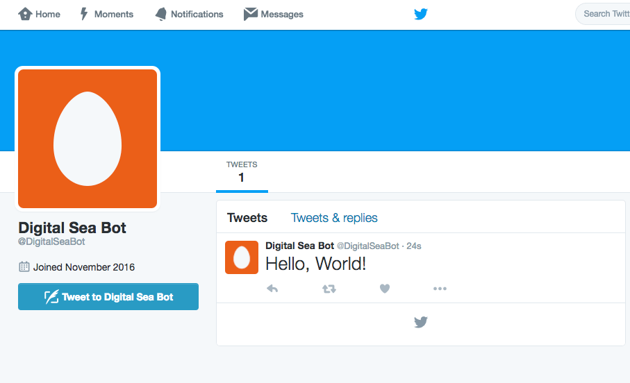 Creating a Twitter App Using Python 3 and Tweepy | DigitalOcean