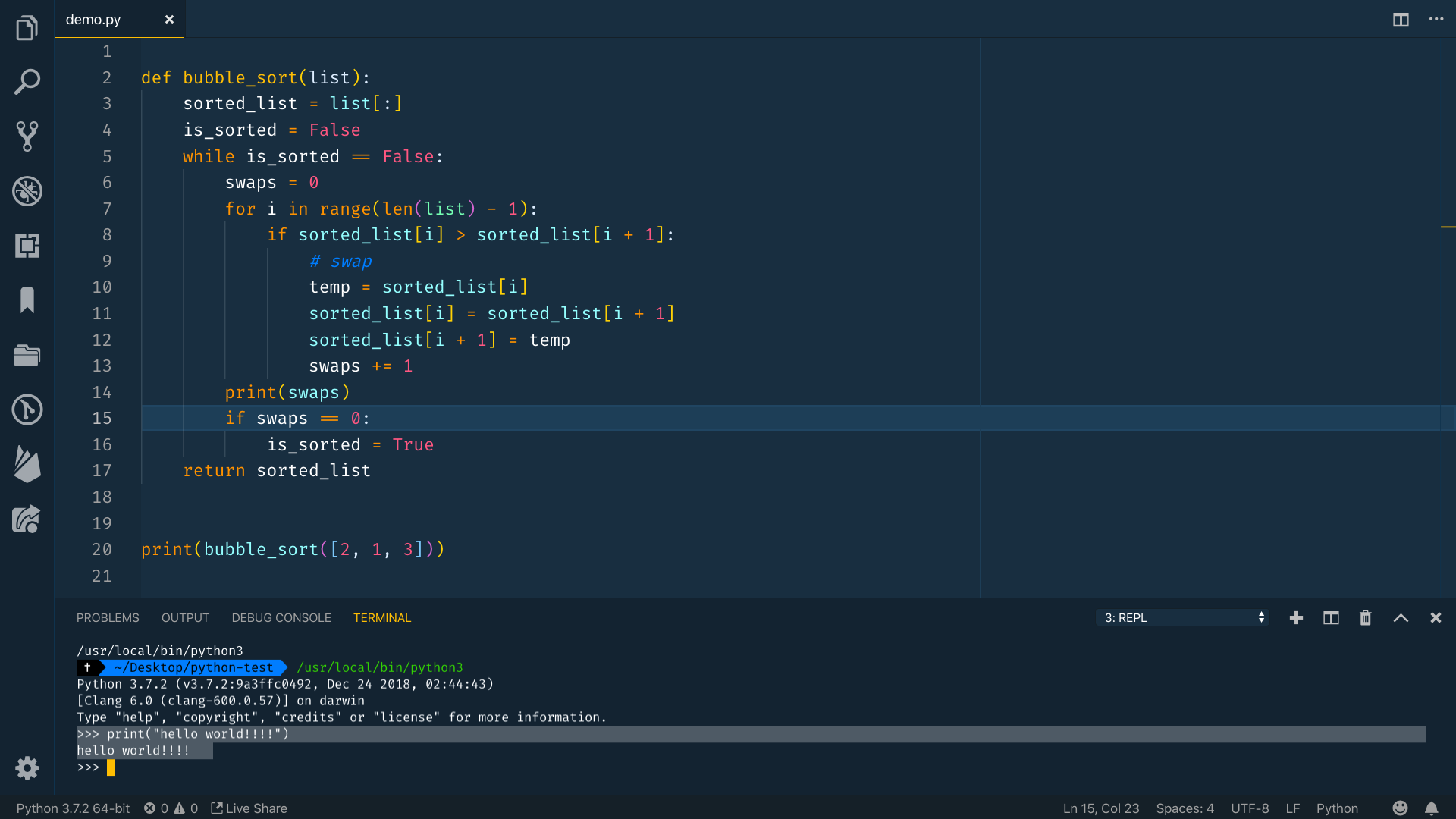 How To Get Started With Python in Visual Studio Code   DigitalOcean