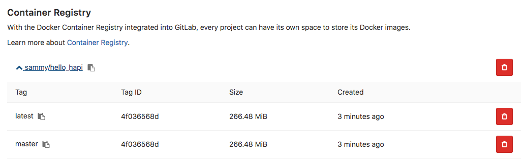 How To Build and Host Docker Images with GitLab | DigitalOcean