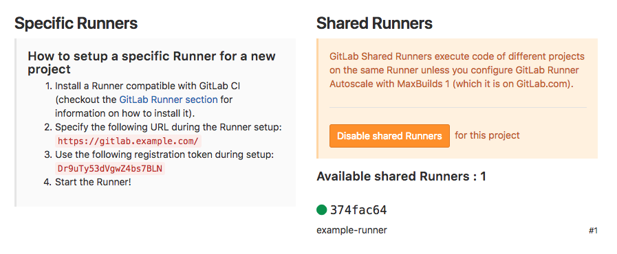 Build Docker Images and Host a Docker Image Repository with GitLab