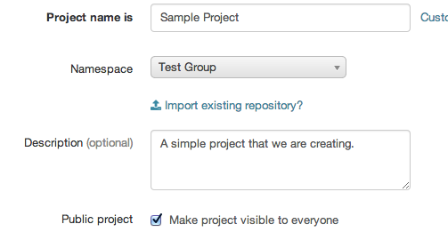 How To Use the GitLab User Interface To Manage Projects