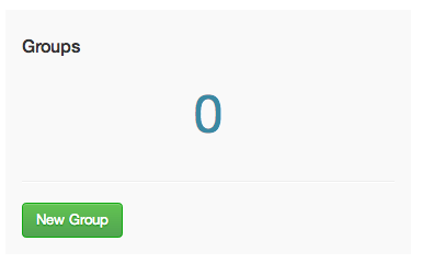 DigitalOcean GitLab new group button