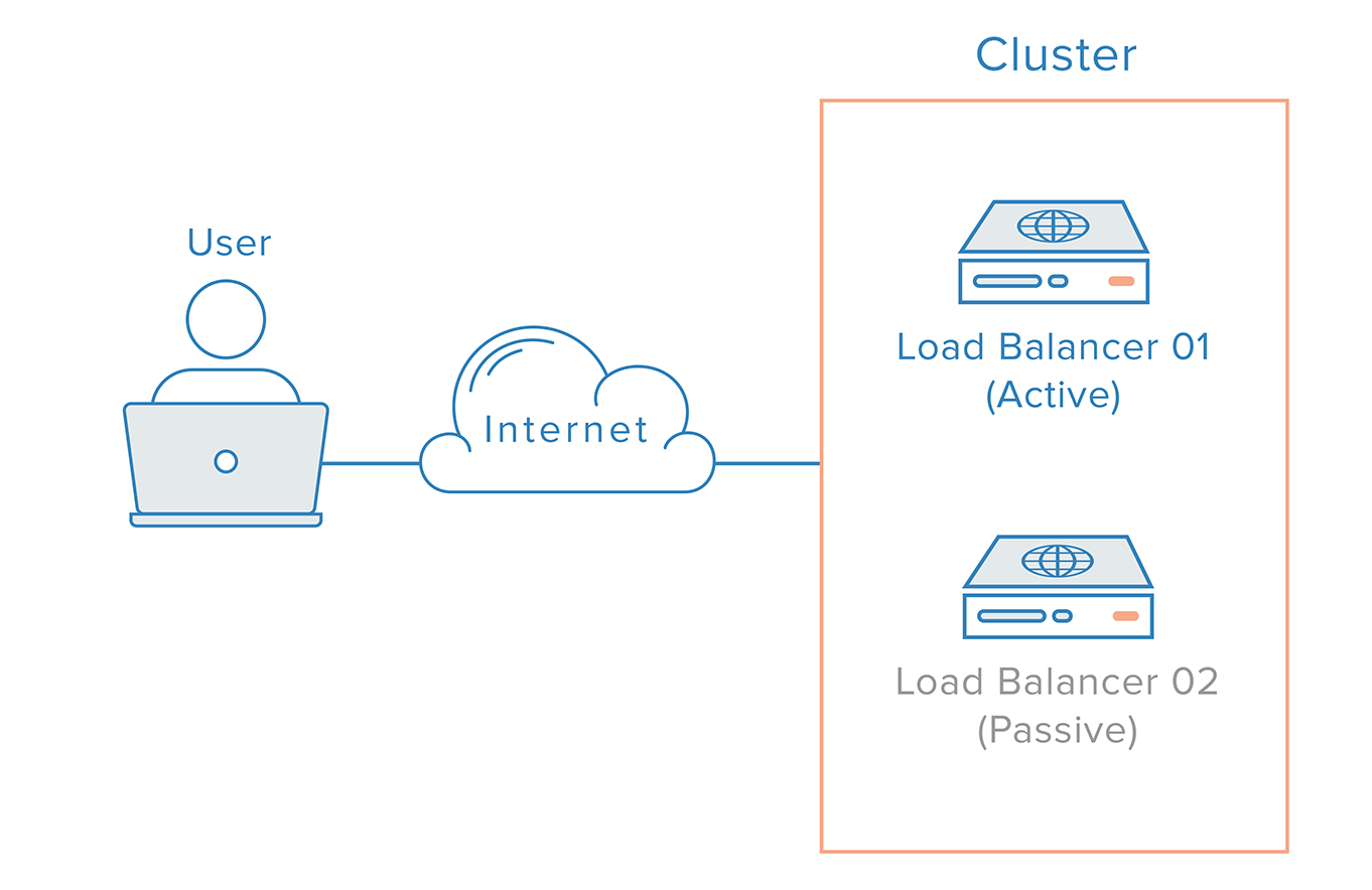 Diagram 02: Cluster / Distributed