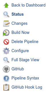 Jenkins build pipeline now