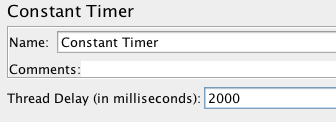 Constant Timer