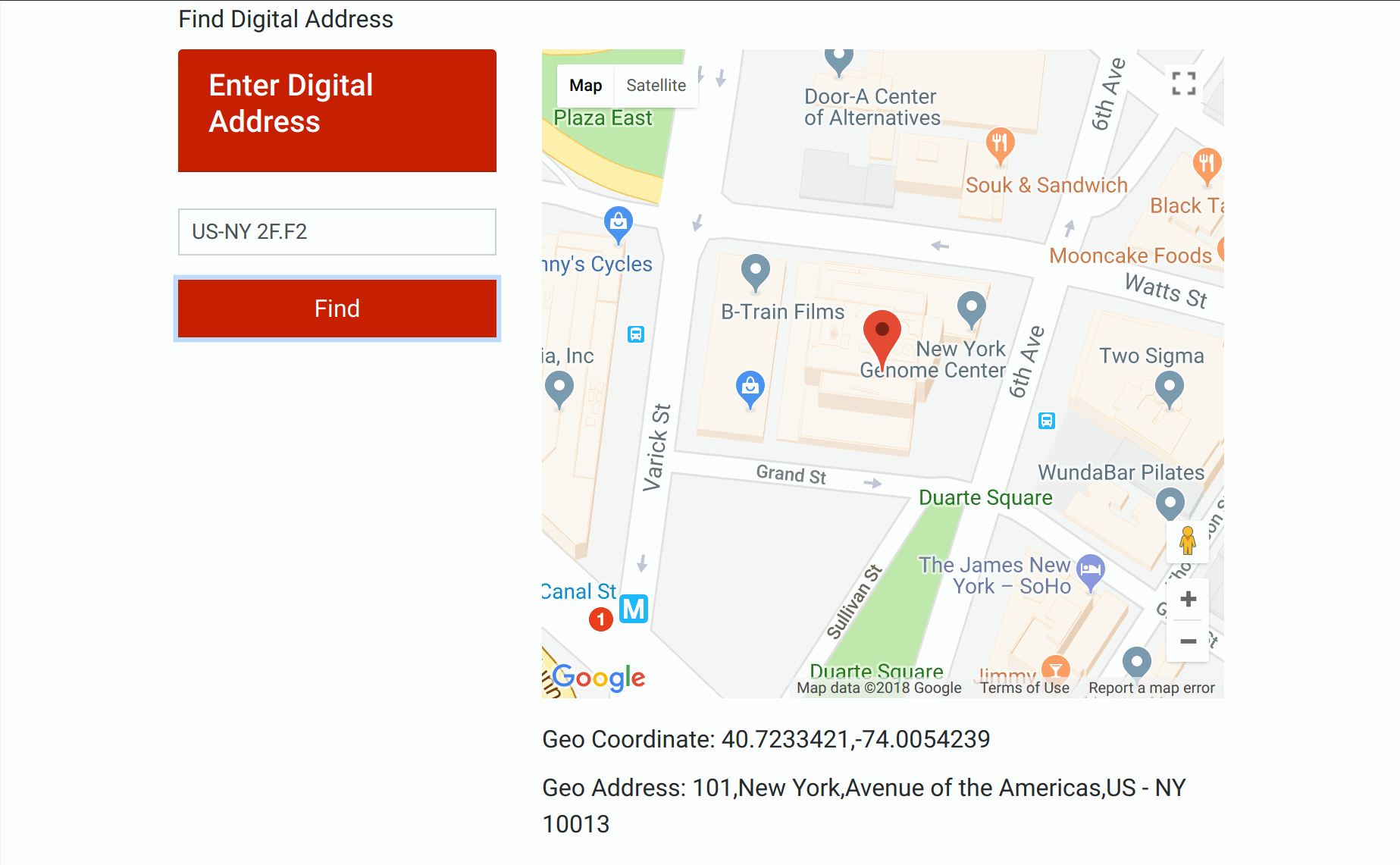 How to Generate a Short and Unique Digital Address for Any Location