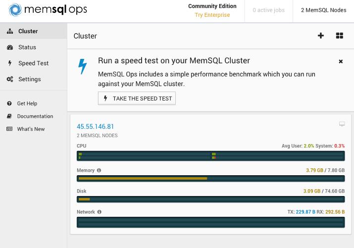 Làm thế nào để cài đặt MemSQL trên Ubuntu 14.04