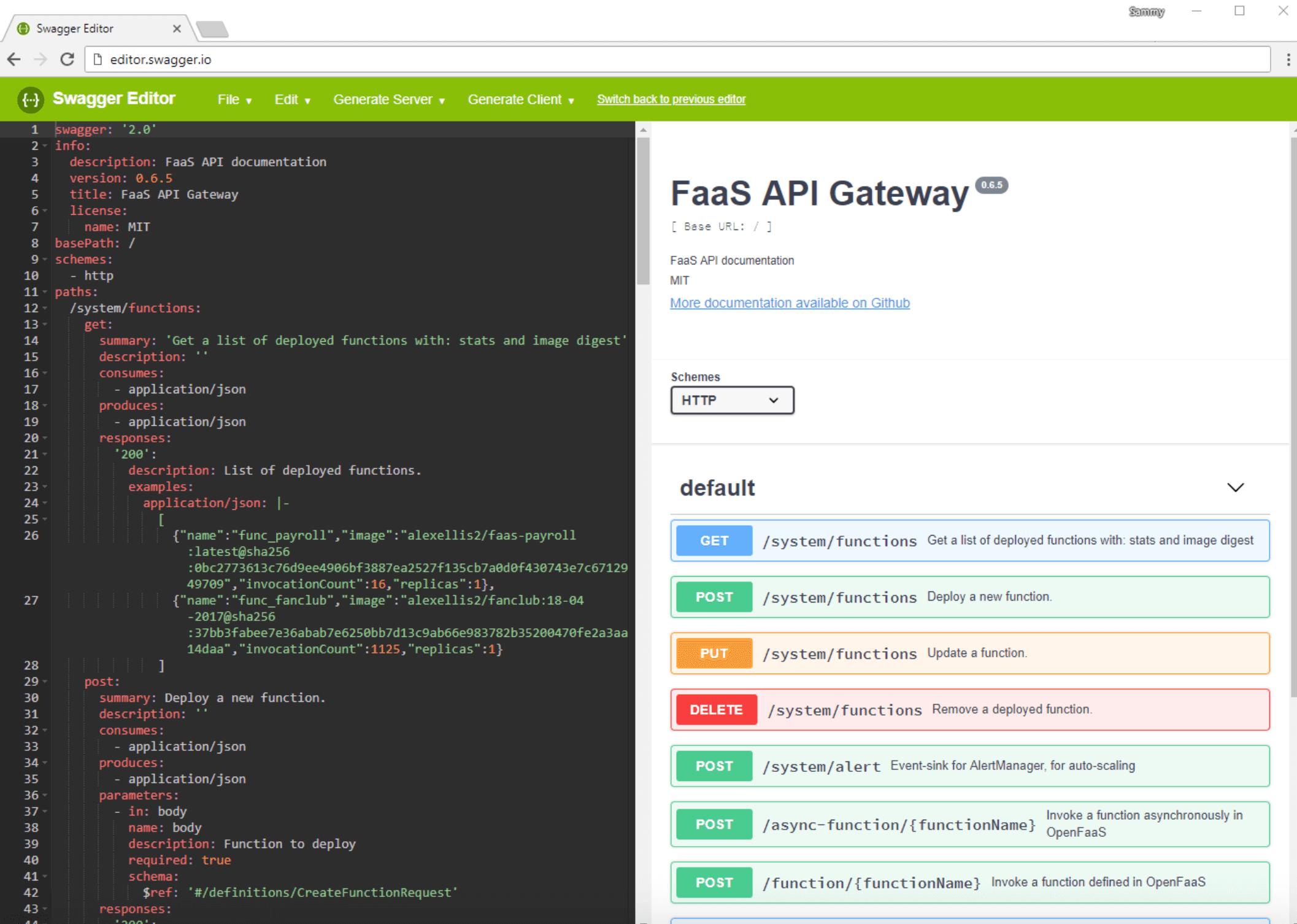 How To Install OpenFaaS with Docker Swarm on Ubuntu 16 04 | DigitalOcean