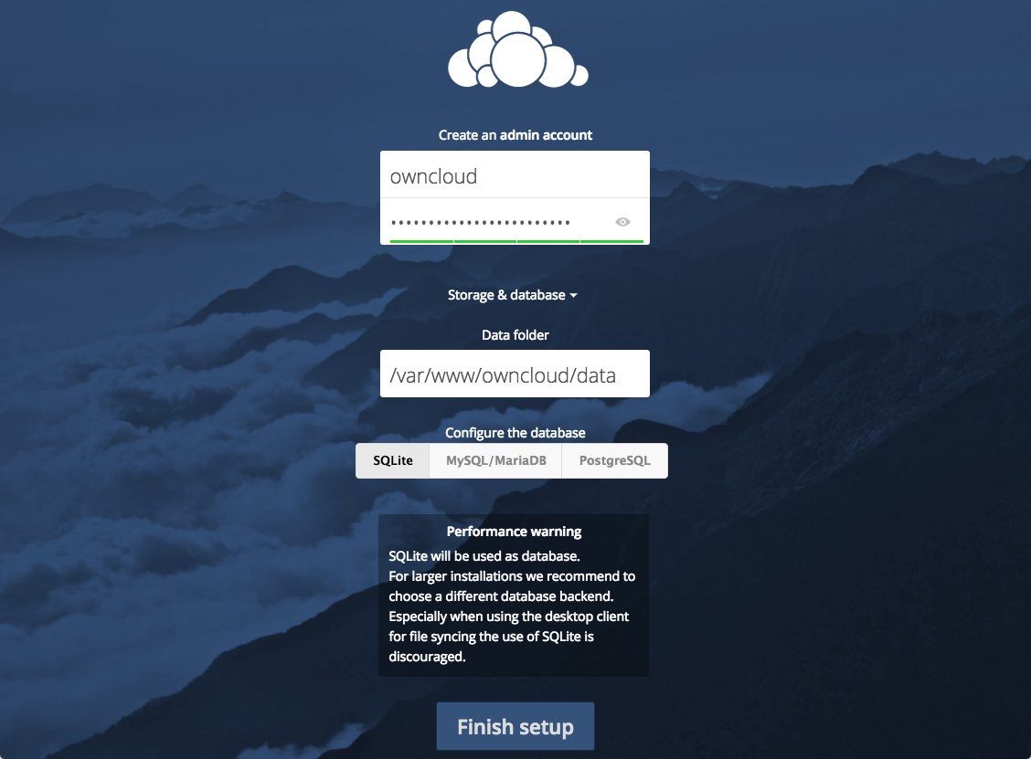 How To Install and Configure ownCloud on Ubuntu 16 04 | DigitalOcean