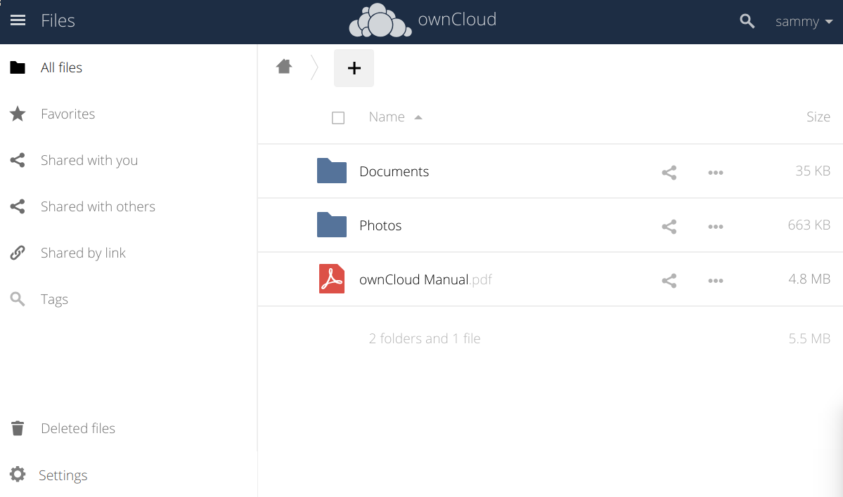 How To Install and Configure ownCloud on Ubuntu 18 04 | DigitalOcean