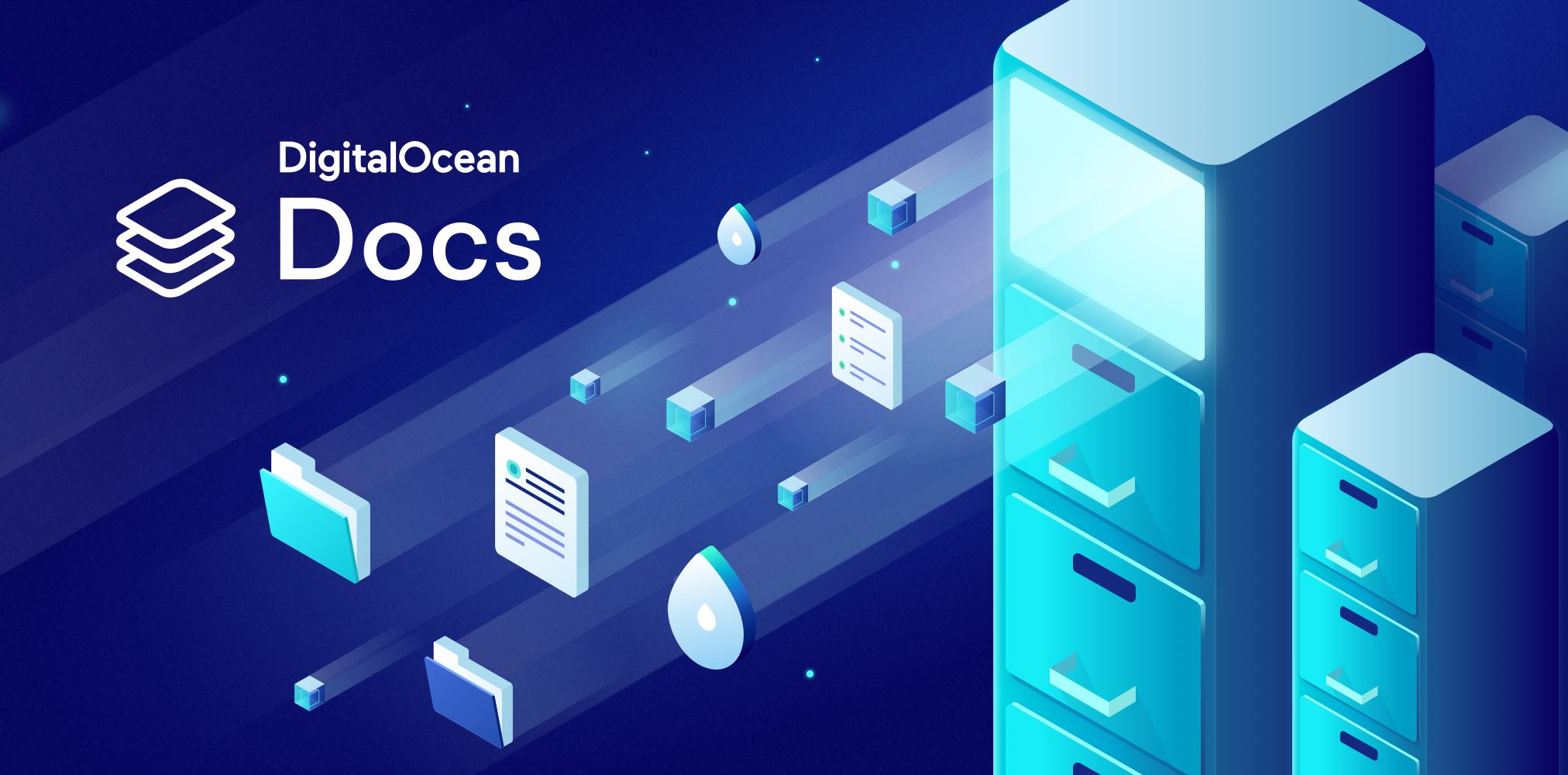 DigitalOcean Product Documentation banner