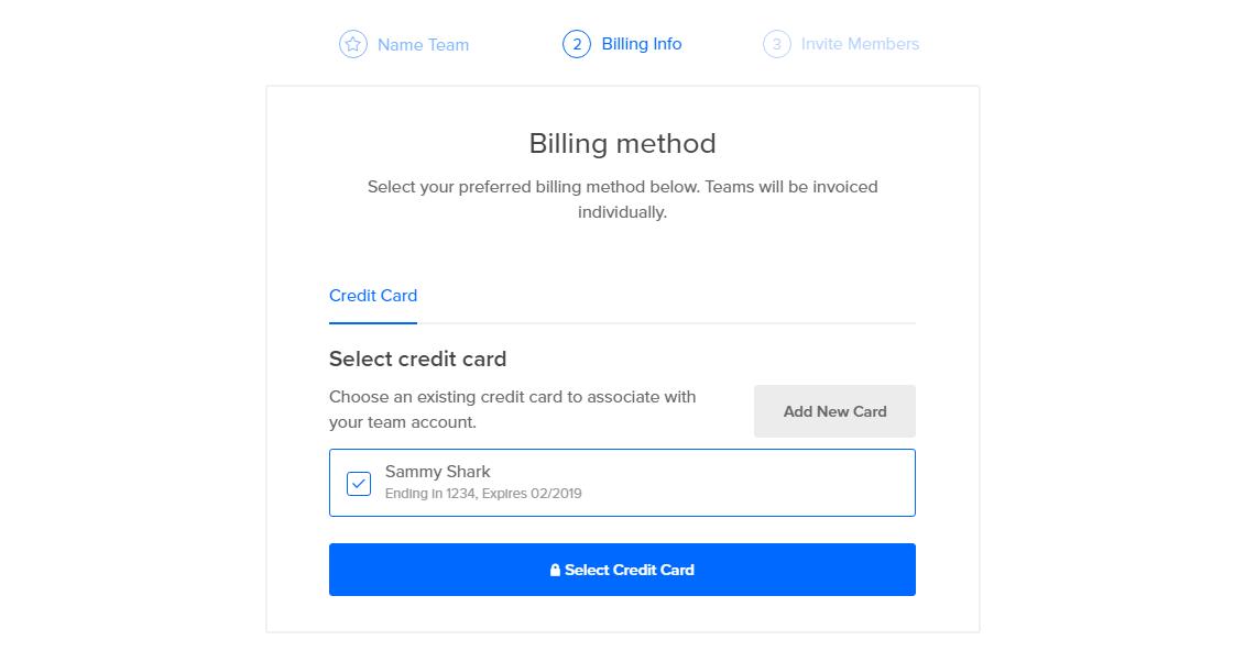 Billing Method