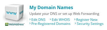 My Domain Names