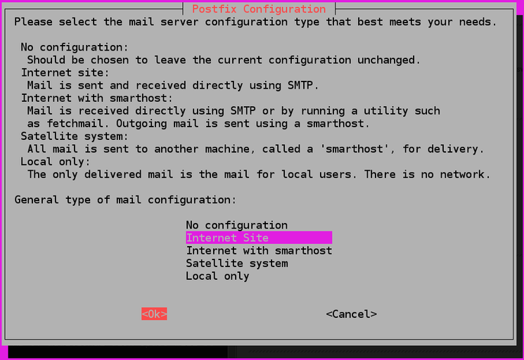 How To Install and Configure Postfix as a Send-Only SMTP