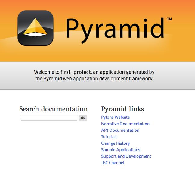 DigitalOcean Pyramid scaffolding site
