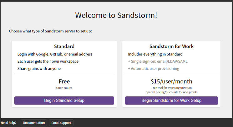 How To Install Sandstorm on Ubuntu 14 04 | DigitalOcean