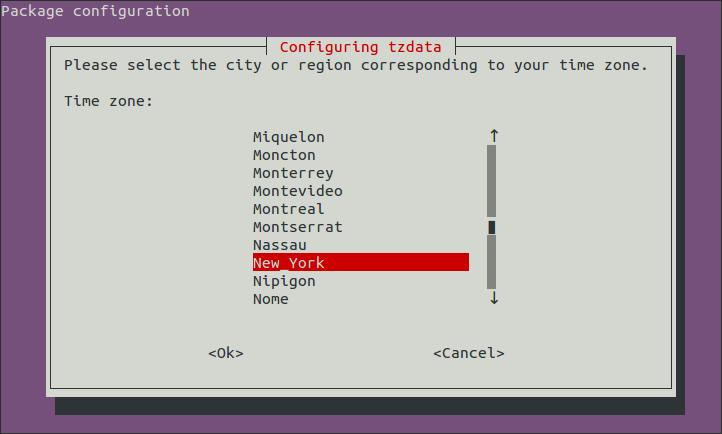 Configure Sentora Control Panel on Ubuntu/CentOS – Linux