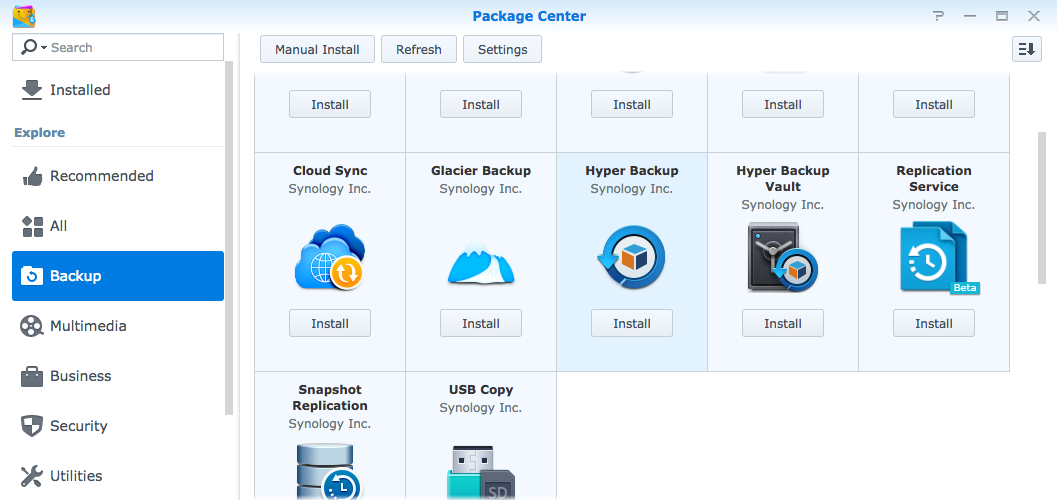 How To Back Up a Synology NAS to DigitalOcean Spaces | DigitalOcean