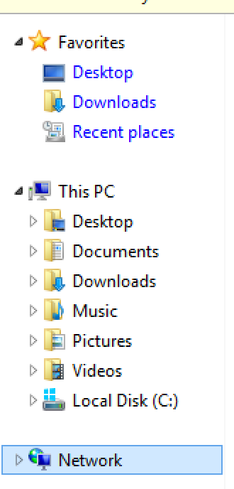 WebDAV Windows Step 1