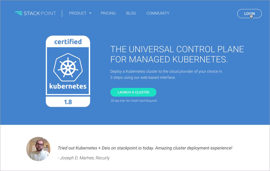Chuỗi hội thảo trên web: Bắt đầu với Kubernetes