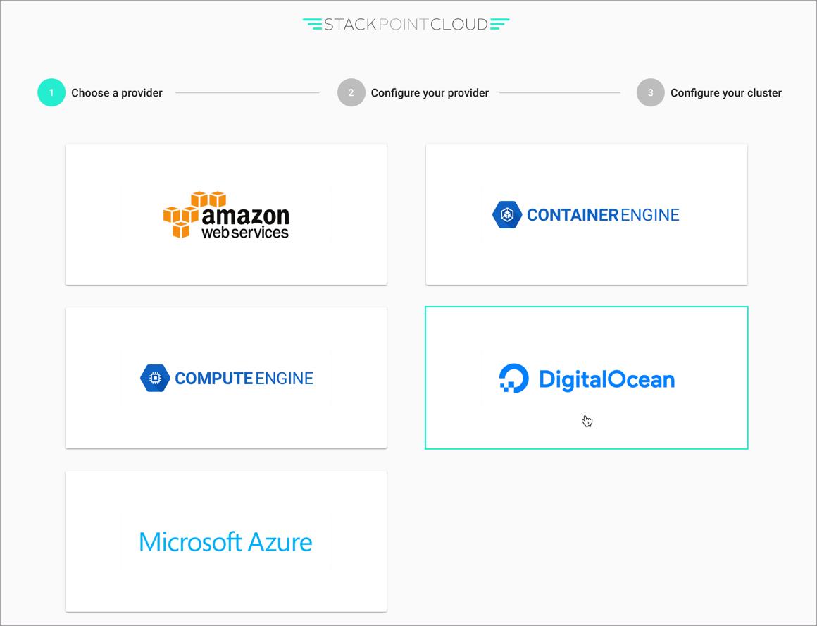 Install kubernetes on ubuntu digitalocean | Peatix