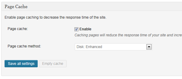 How To Set Up WordPress with W3 Total Cache on Lighttpd