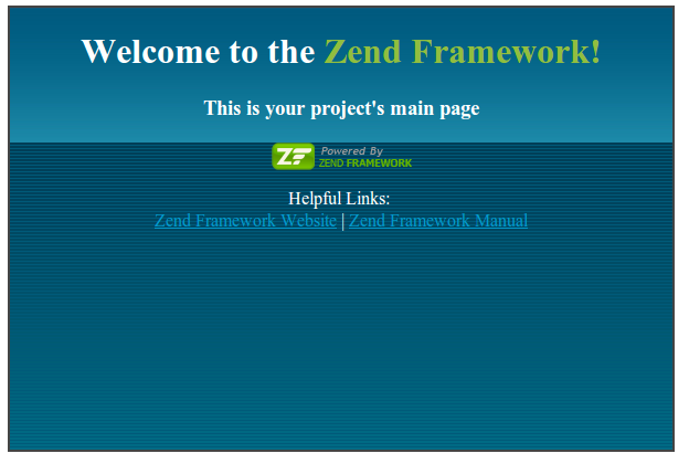 How To Install Zend Framework on an Ubuntu 12 04 VPS