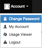 ZPanel Password Page