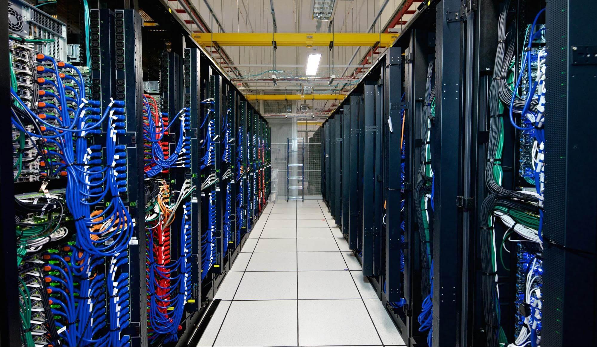 Inside SGP1, our Singapore datacenter region