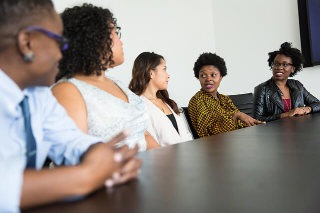 A photo from the WOCinTech Chat stock photos gallery