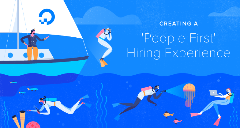 How We Created a People-First Hiring Experience